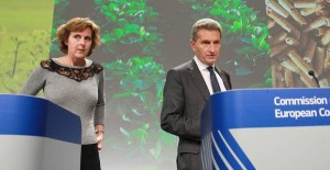 News conference to present stricter European rules for biofuel