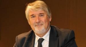 Il Ministro del Lavoro e delle Politiche Sociali, Giuliano Poletti al meeting di Rimini, durante la presentazione del rapporto CONAI