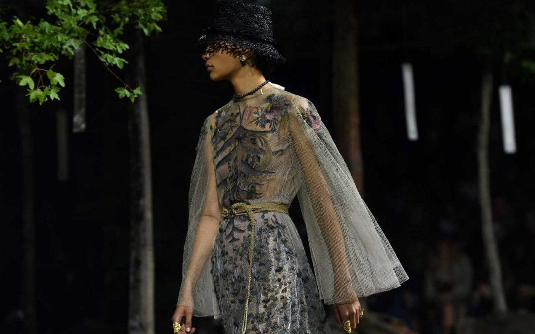 Quando l'haute couture sposa la sostenibilità